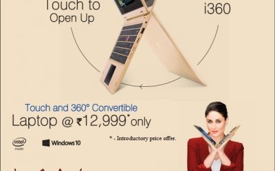 iball i360 Flipbook Laptop @ 12999/-